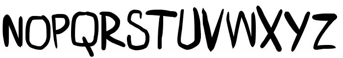 miniquest Font UPPERCASE