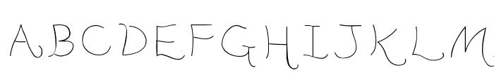 miu font Font UPPERCASE