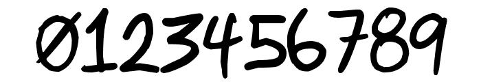 mizike Font OTHER CHARS