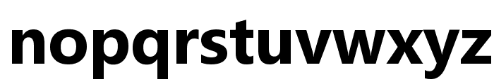 Microsoft PhagsPa Bold Font LOWERCASE