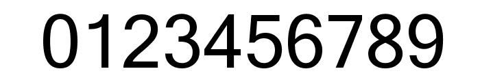 Microsoft Sans Serif Font OTHER CHARS