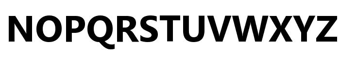 Microsoft Tai Le Bold Font UPPERCASE