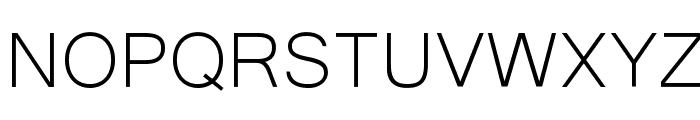 Microsoft Yi Baiti Font UPPERCASE