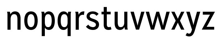 MissionGothic-Regular Font LOWERCASE