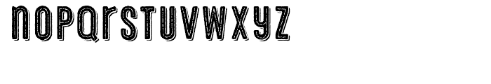 Microbrew Unicase One Combined Font LOWERCASE