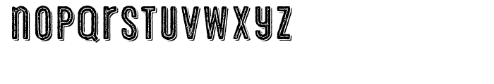 Microbrew Unicase Three Combined Font LOWERCASE
