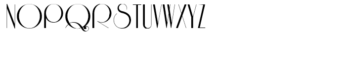 Mighty Ditey NF Regular Font UPPERCASE