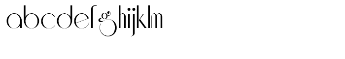 Mighty Ditey NF Regular Font LOWERCASE