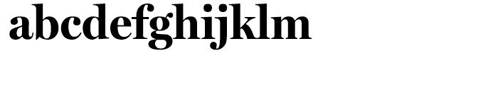 Miller Display Bold Font LOWERCASE