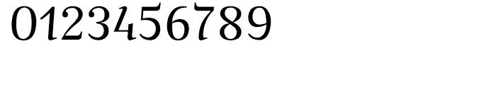 Mimix Light Font OTHER CHARS