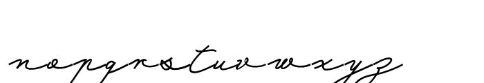 Mina Medium Font LOWERCASE