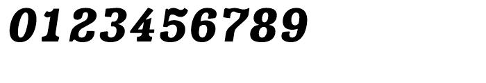Minernil Black Italic Font OTHER CHARS