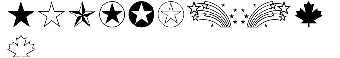 Mini Pics Classic Regular Font OTHER CHARS