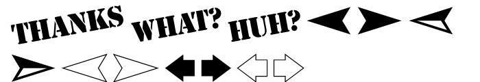 Mini Pics Classic Regular Font UPPERCASE
