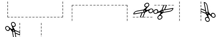 Mini Pics Classic Regular Font LOWERCASE