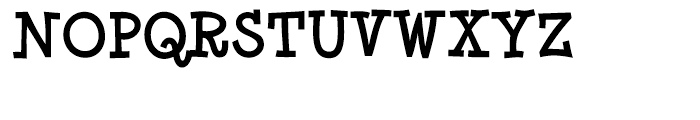 Minya Nouvelle Bold Font UPPERCASE