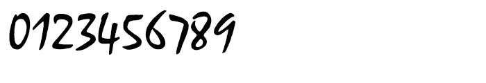 Mistral Regular Font OTHER CHARS