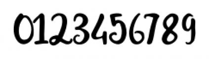 Michael Regular Font OTHER CHARS