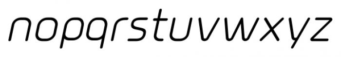 Millar Italic Font LOWERCASE