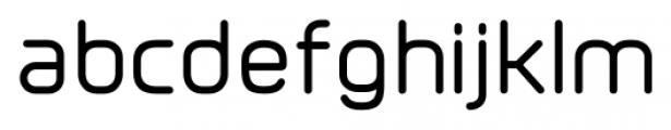 Millar Medium Font LOWERCASE