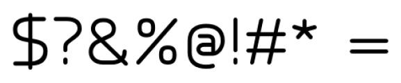Millar Regular Font OTHER CHARS