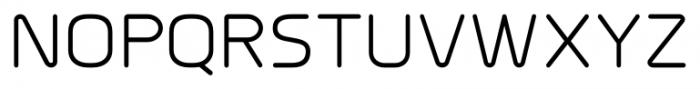Millar Regular Font UPPERCASE