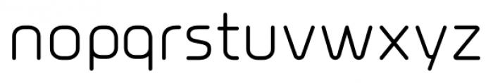 Millar Regular Font LOWERCASE