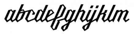 Millie Medium Font LOWERCASE