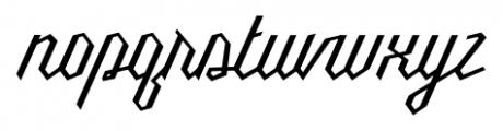 Millie Regular Font LOWERCASE