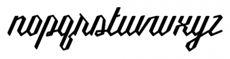 Millie Round Medium Font LOWERCASE