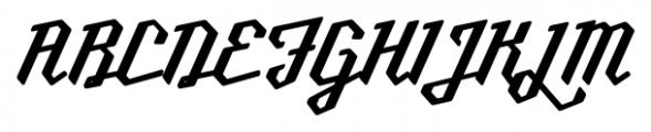 Millie Round SemiBold Font UPPERCASE