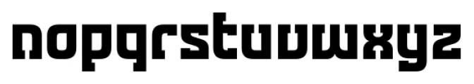 Minnesota Plaid Regular Font LOWERCASE