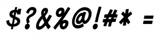 Minya Nouvelle Bold Italic Font OTHER CHARS