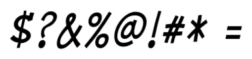 Minya Nouvelle Italic Font OTHER CHARS