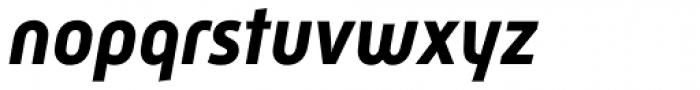 Mic 32 New Bold Italic Font LOWERCASE