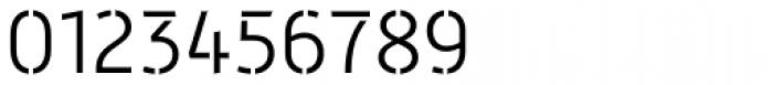 Mic 32 New Stencil Light Font OTHER CHARS