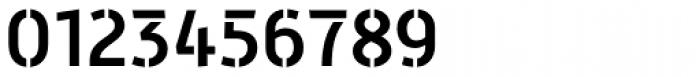 Mic 32 New Stencil Medium Font OTHER CHARS