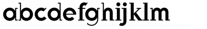 Michelle BF Font LOWERCASE