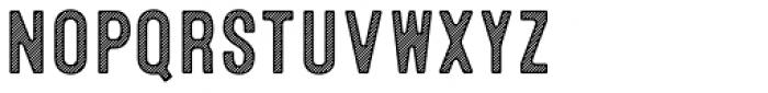 Microbrew Soft Five Font UPPERCASE