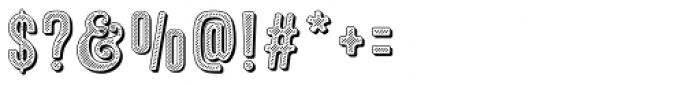 Microbrew Soft Nine Font OTHER CHARS