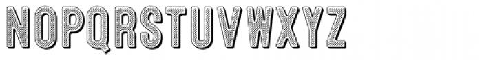 Microbrew Soft Nine Font UPPERCASE