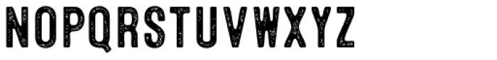 Microbrew Soft Three Font UPPERCASE