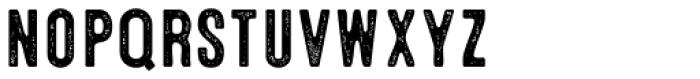 Microbrew Soft Three Font LOWERCASE
