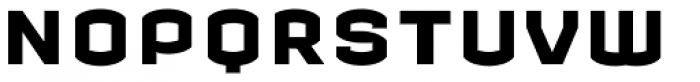 Micronica Font UPPERCASE