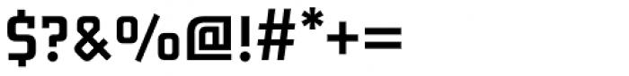 Midnight Kernboy Bold Font OTHER CHARS