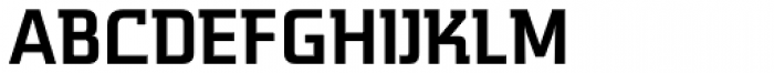 Midnight Kernboy Bold Font UPPERCASE
