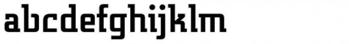 Midnight Kernboy Bold Font LOWERCASE