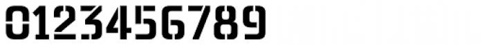 Midnight Kernboy Stencil Font OTHER CHARS