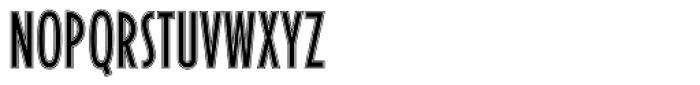 Mighty Tuxedo AOE Luxe Font UPPERCASE