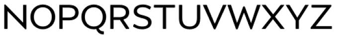 Migrena Grotesque Font UPPERCASE